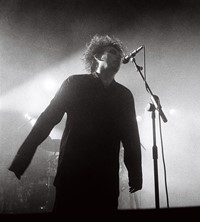Robert Smith, The CURE, London 1992 - Richard Bell