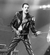 Freddie Mercury style fashion clothes costumes