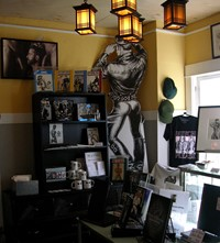 Tom of Finland house Durk Dehner and S.R. Sharp