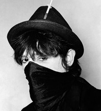 Johnny Thunders young Marcia Resnick photography 1970s 70s