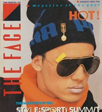 Buffalo The Face Magazine cover 1984 Barry Kamen
