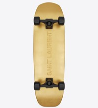 SAINT LAURENT RIVE DROITE_SKATEBOARD