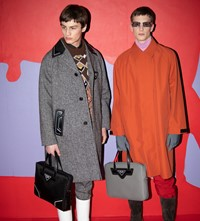 Prada Autumn/Winter 2020 AW20 Milan Menswear