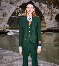 Gucci Pre-Fall 2020, Photographed by Bruce Gilden in Rome