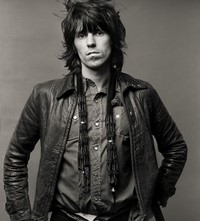 'Exile's OK', Keith Richards, 1972, Norman Seeff
