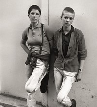 Skinhead fashion style Derek Ridgers Patrick Potter book