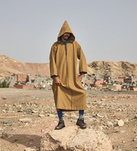 Pieter Hugo Morocco Nike trainers Skepta Another Man Magazin