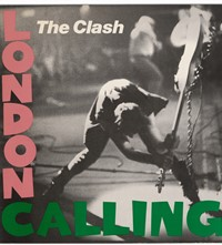London Calling, The Clash, 1979