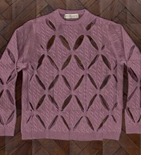 Stefan Cooke, Heather Knit