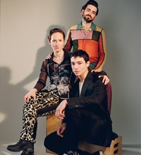Sons Illustrious Father Lilah Larson Josh Aubin Ezra Miller