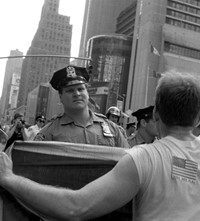 Vincent Cianni photography gay 1980s AIDs protests ACT UP