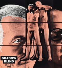 Lot 17, Gilbert & George (b. 1943 & b. 1942) Shado