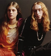 Wales Bonner Harley Weir photography SS19 interview