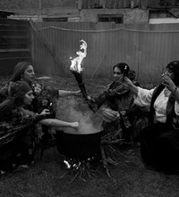 Romania Transylvania witches witchcraft Bucharest