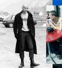 Oh What Fun We Had! Gavin Watson Skinhead fashion style