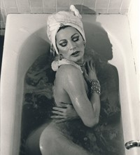 Don Herron bath tub shots Holly Woodlawn