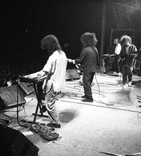 The Cure Paleo fest Nyon Switzerland 1985 RBellia