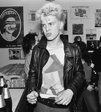 JULIA GORTON billy idol
