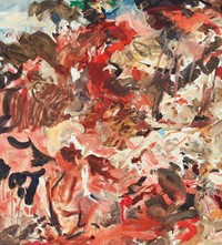 Lot 12, Cecily Brown, Yet to be titled