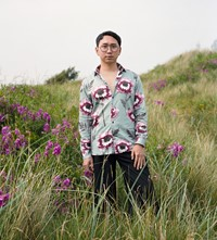 Robert, part of 'He', C. Yan Wang Preston