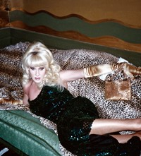 Lady Bunny at Webster Hall nightclub. 1992