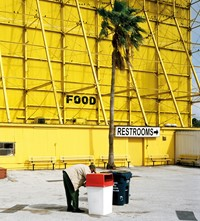Swap Shop Drive-in Movie Theater, Fort Lauderdale,