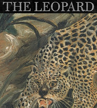 Alister Mackie The Leopard Magazine First Issue 1 cover