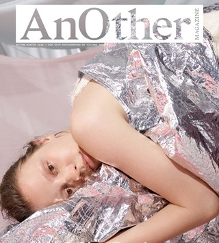 AnOther Magazine AW18 cover Mia Goth Viviane Sassen