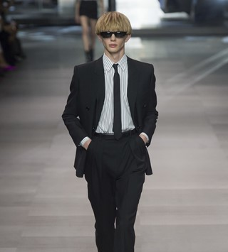 Celine SS19 Hedi Slimane first show menswear men's fashion