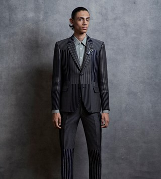 Alexander McQueen Pre S/S20 Collection Ethan James Green