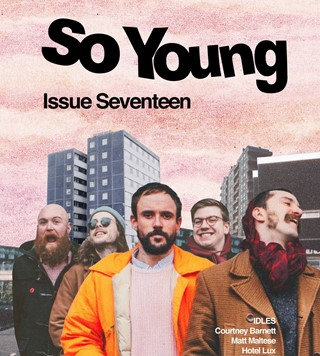 So Young 17 IDLES Online Cover