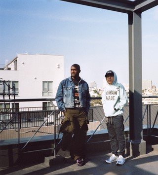 V AND NIGO BY Nick Haymes