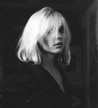 JULIA GORTON debbie harry polaroid