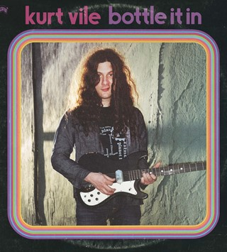 Kurt Vile – Bottle It In album cover artwork