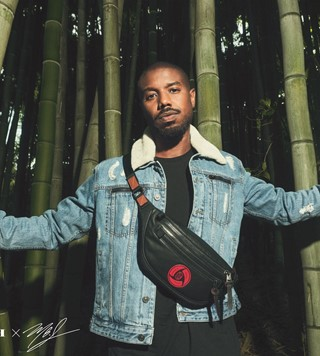 The Coach x Michael B. Jordan collection