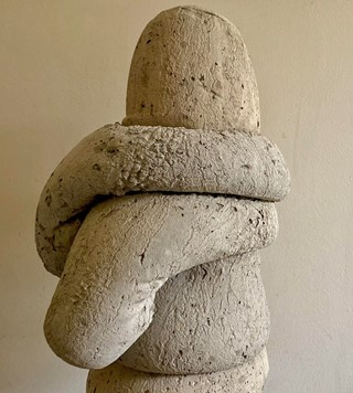 Henry Kitcher, Concrete Sculpture, 2019