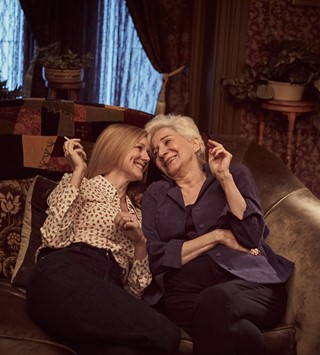 Tales of the City Netflix Interview Armistead Maupin