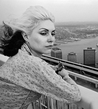 Chris Stein Blondie photography Debbie Harry book
