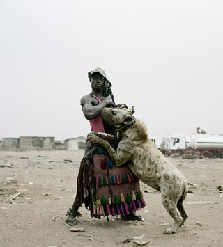 Pieter Hugo Hyena Men Barbican Another Kind of Life