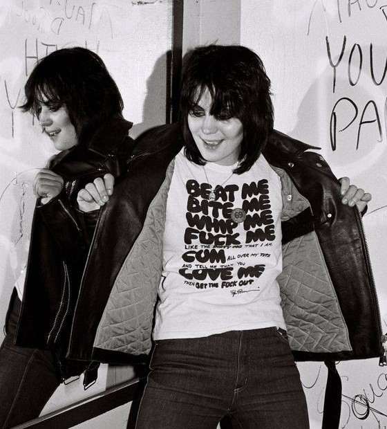 How Joan Jett Defined Female Rock And Roll Style Anotherman