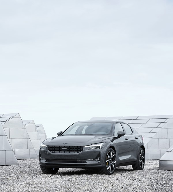 Talking Sustainability and Classic Cars with Polestar's Head of Design