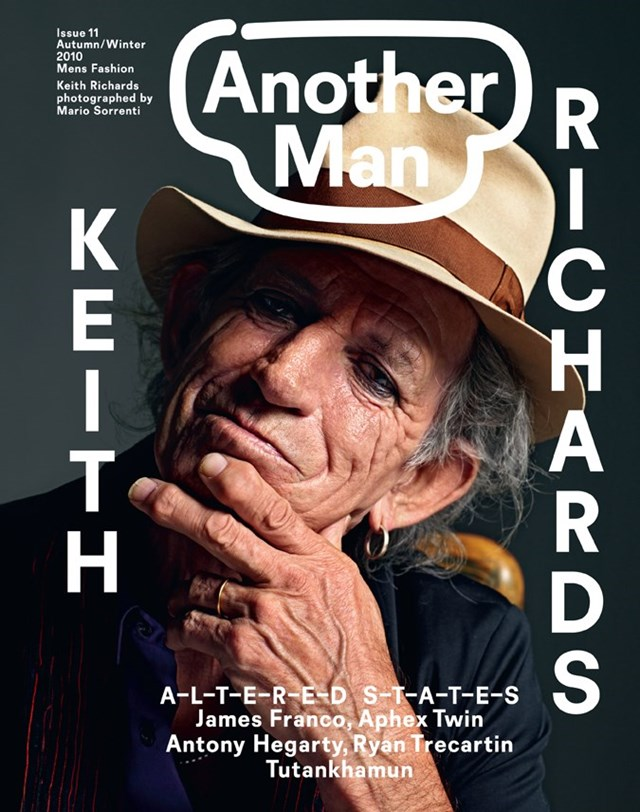 Keith Richards | AnotherMan