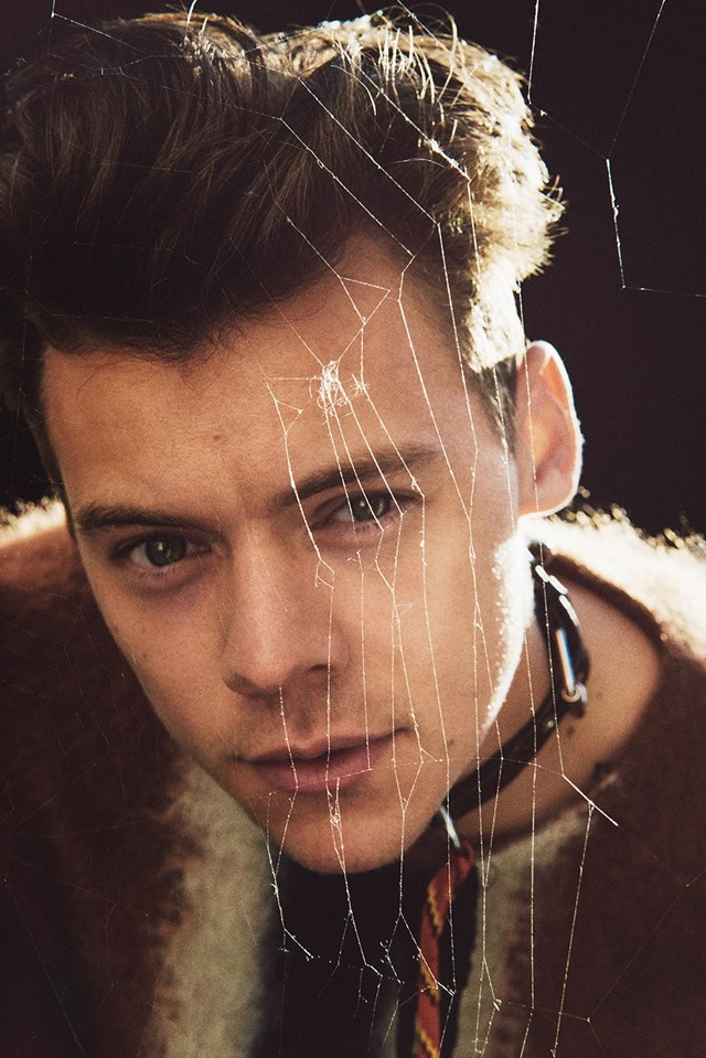 Harry Styles, Ryan McGinley, Another Man Magazine