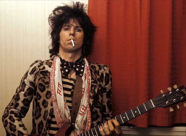 Keith Richards fashion style icon 1960 60s Rolling Stones