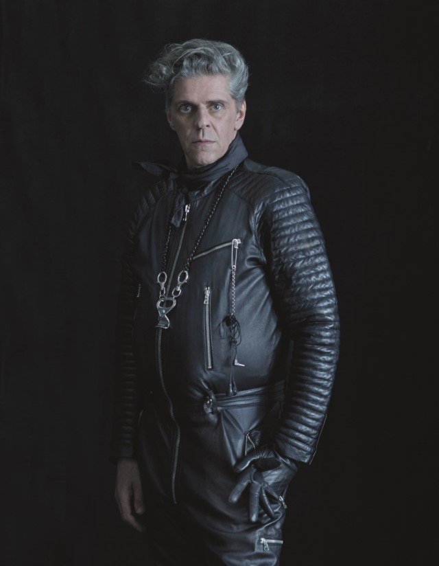 Judy Blame for the S/S14 issue of Another Man