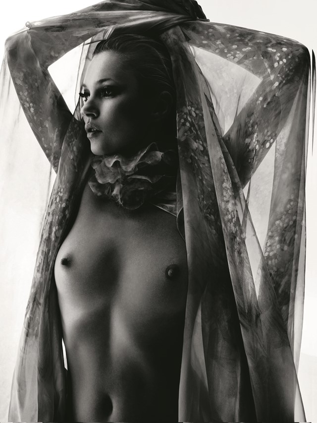 Kate Moss Another Man magazine Alister Mackie Nick Knight