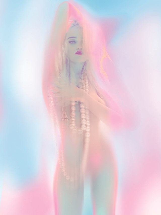 Sky Ferreira for Another Man Issue 16 Nick Knight