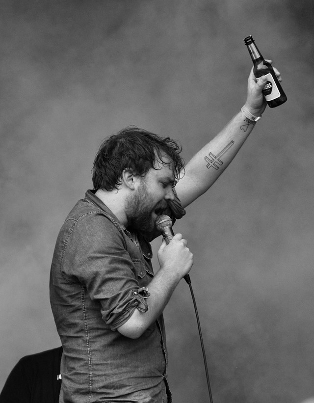 Scott Hutchison Frightened Rabbit Paul Stevenson