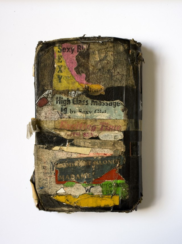 2. Nigel Shafran, Filofax 1984 from Works Books 19