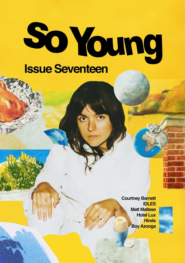 So Young magazine Sam Ford Josh Whettingsteel interview 2018